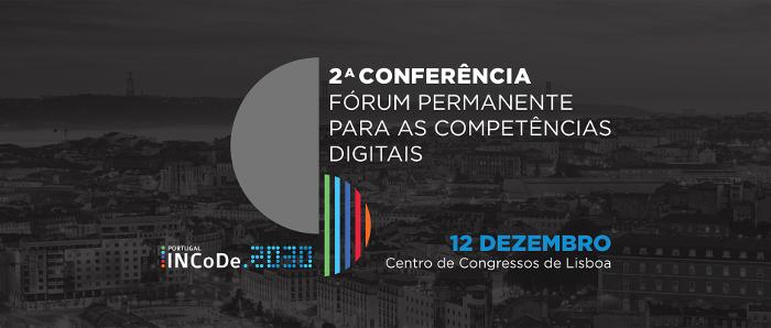 INCoDe2030: 2.ª Conferência