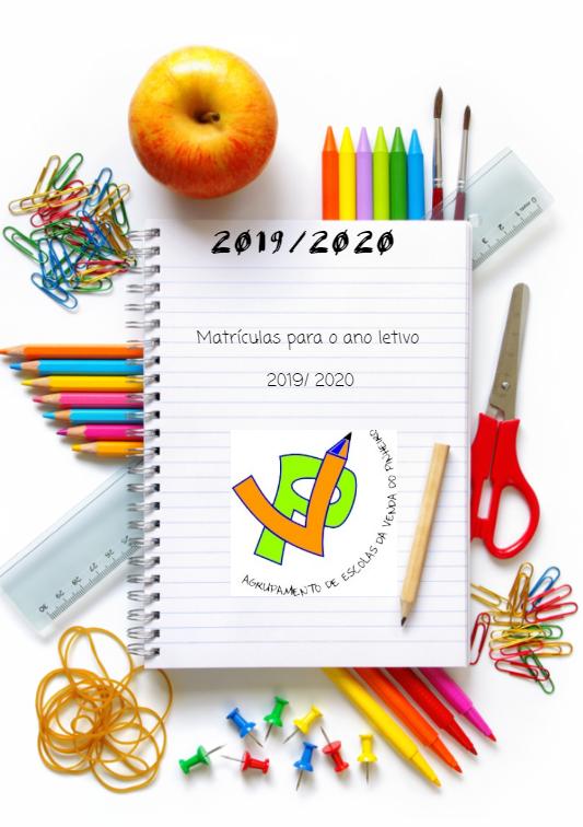 Matrículas – 2019/2020