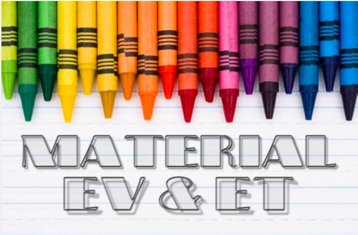Material de EV & ET 2019/2020
